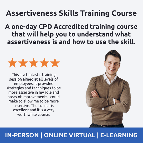 Assertiveness Skills Training Course - How to Say No