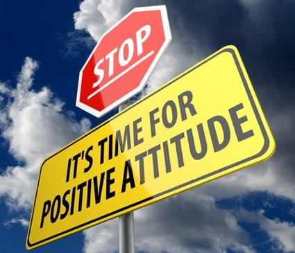 How To Be More Positive - The Betari Box Model