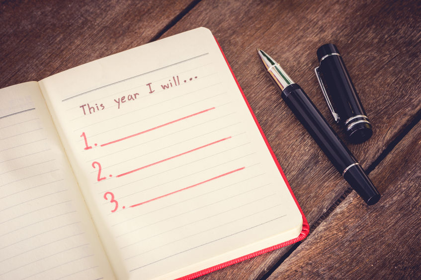 Don't Make New Years Resolutions, Make a Plan Instead.
