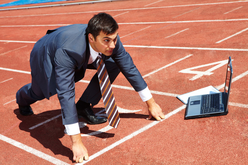 How to Become a Corporate Athlete